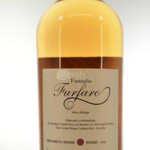 Villa General Belgrano - Famiglia Furfaro - Rosado - Vino Varietal Rosado 2