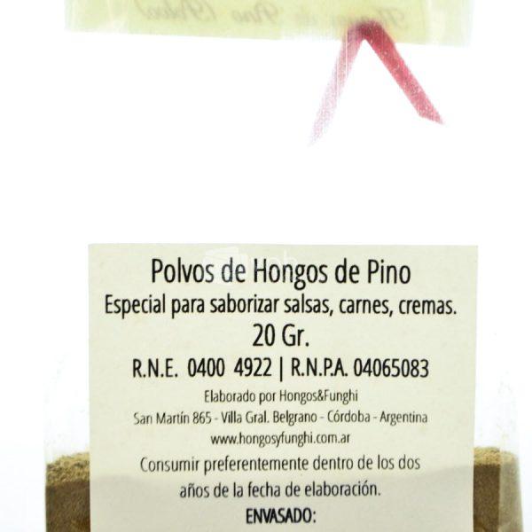 Villa General Belgrano - Hongos & Funghi - Hongos de Pino en Polvo 20 gr 3