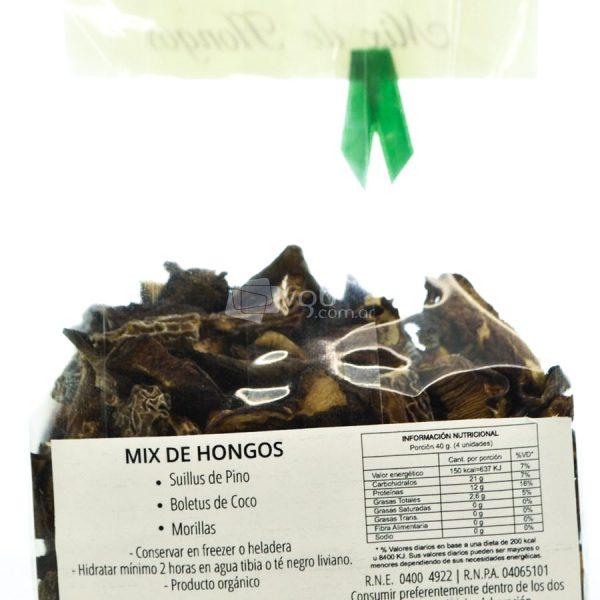 Villa General Belgrano - Hongos & Funghi - Mix de Hongos 35 gr 4