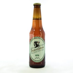 Villa General Belgrano - Interlaken - Cerveza Artesanal APA 1