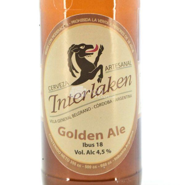 Villa General Belgrano - Interlaken - Cerveza Artesanal Golden Ale 2