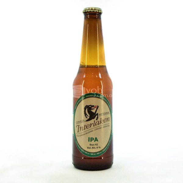 Villa General Belgrano - Interlaken - Cerveza Artesanal IPA 1