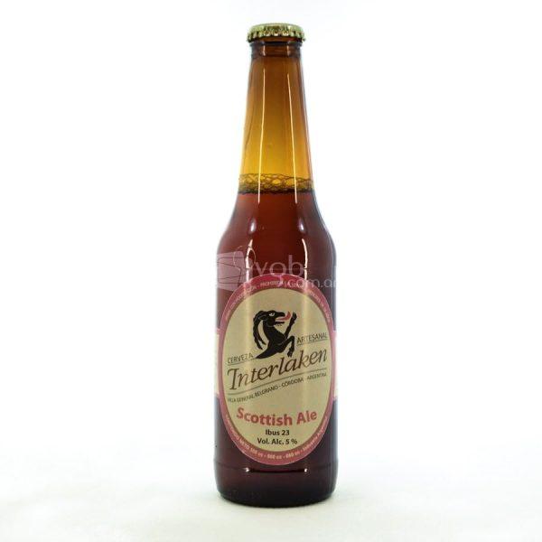 Villa General Belgrano - Interlaken - Cerveza Artesanal Scottish Ale 1