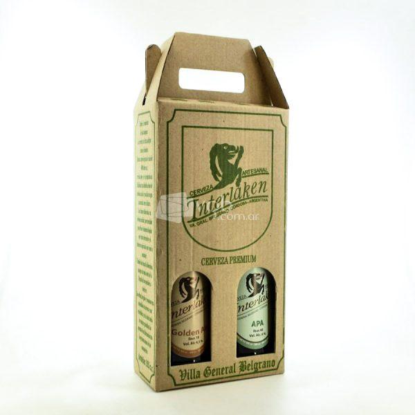 Villa General Belgrano - Interlaken - Pack de 2 Cervezas Artesanales 1