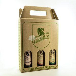 Villa General Belgrano - Interlaken - Pack de 3 Cervezas Artesanales 1
