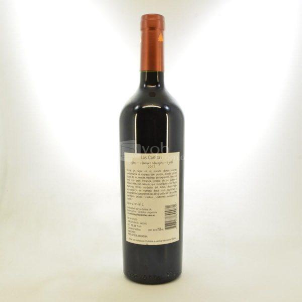 Villa General Belgrano - Las Cañitas - Vino Malbec Cabernet Sauvignon Syrah 2