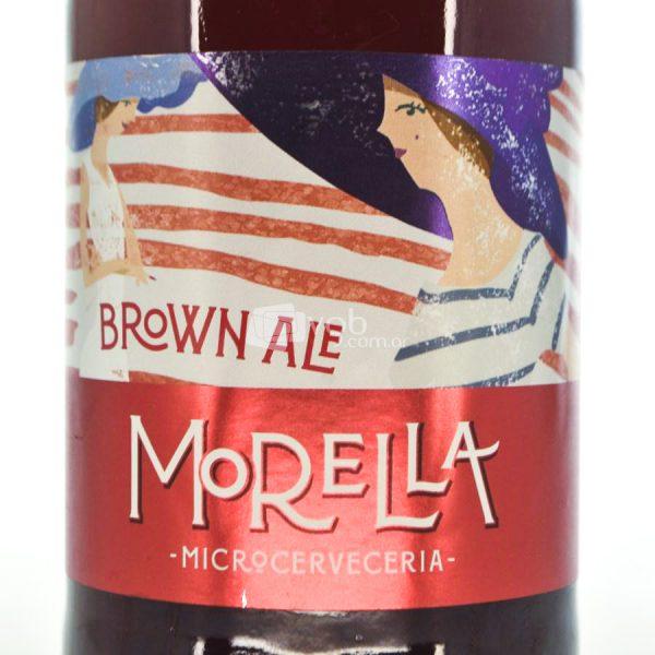 Villa General Belgrano - Morella - Brown Ale - Cerveza Artesanal 2