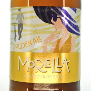 Villa General Belgrano - Morella - Golden Ale - Cerveza Artesanal 2