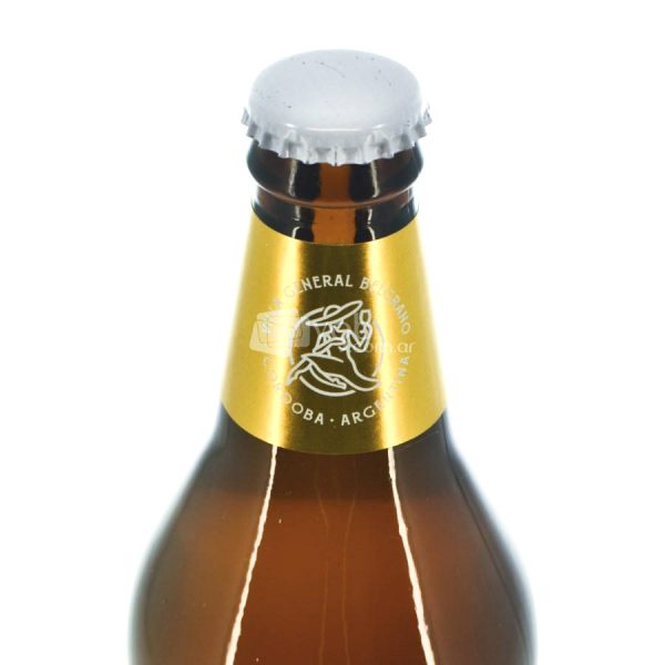 Villa General Belgrano - Morella - Golden Ale - Cerveza Artesanal 3