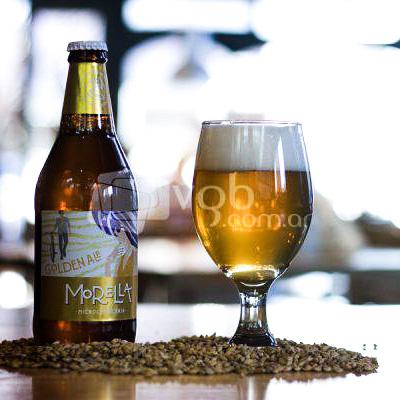 Villa General Belgrano - Morella - Golden Ale - Cerveza Artesanal 4