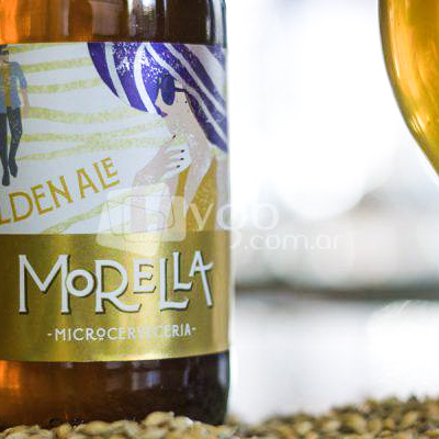 Villa General Belgrano - Morella - Golden Ale - Cerveza Artesanal 5