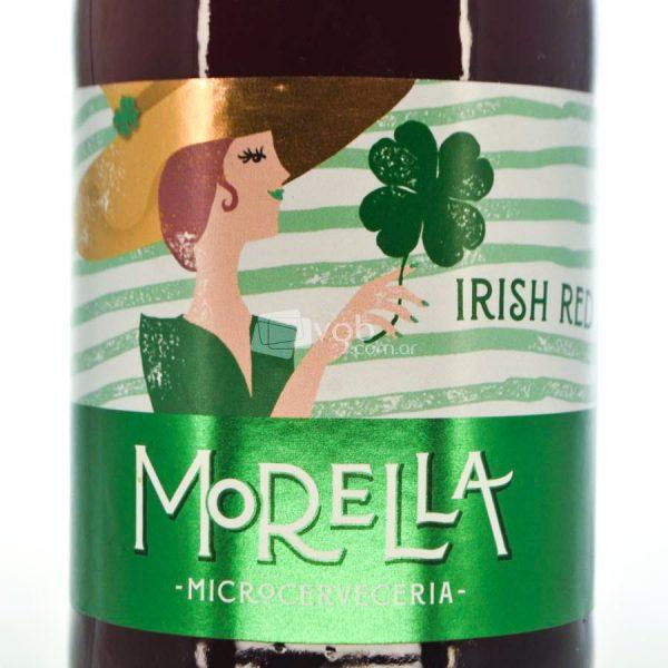 Villa General Belgrano - Morella - Irish Red - Cerveza Artesanal 2