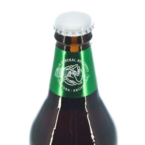 Villa General Belgrano - Morella - Irish Red - Cerveza Artesanal 3
