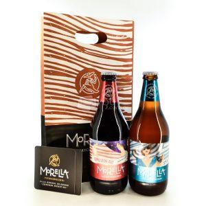 Villa General Belgrano - Morella - Pack de 2 Cervezas Artesanales 1