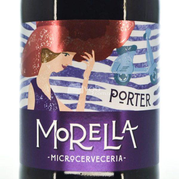 Villa General Belgrano - Morella - Porter - Cerveza Artesanal 2