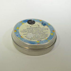 Villa General Belgrano - Osa Mayor - Cosmética Natural - Body Butter Cream con Manteca de Mango 2