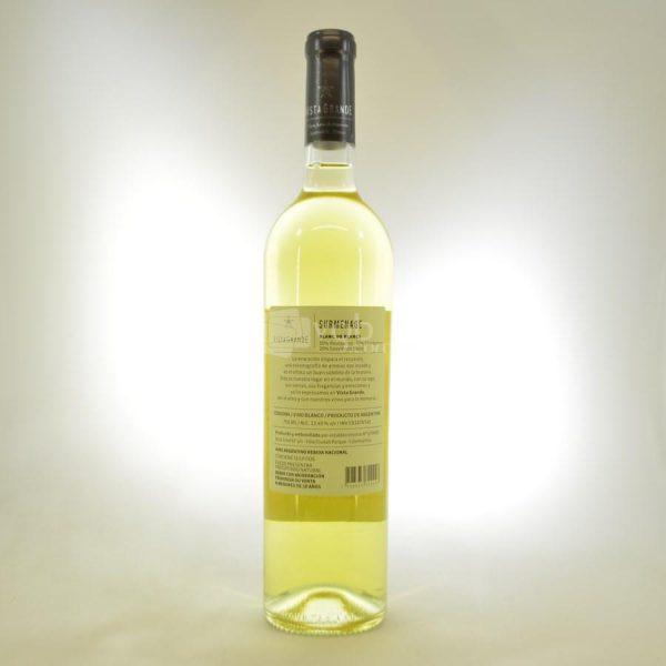 Villa General Belgrano - Vista Grande - Vino Blanc de Blancs 2