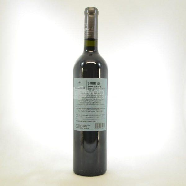 Villa General Belgrano - Vista Grande - Vino Blend de Tintas 2