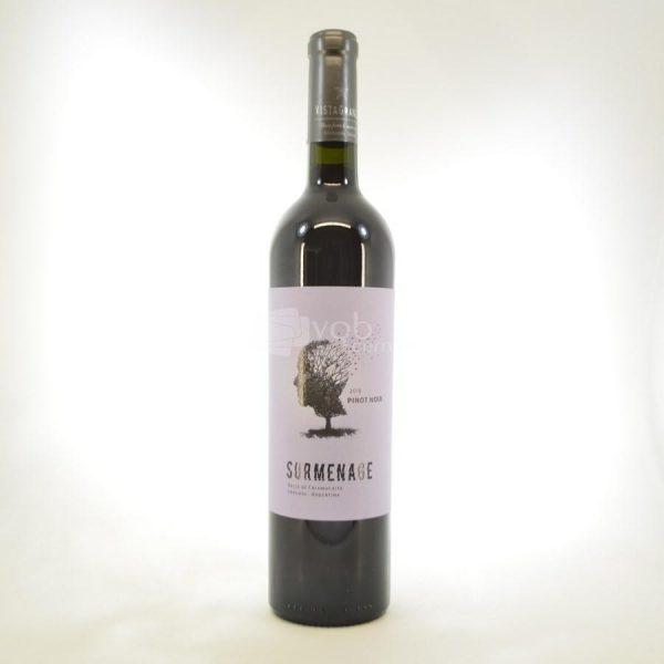 Villa General Belgrano - Vista Grande - Vino Pinot Noir 1