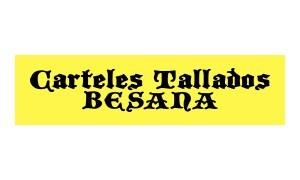Carteles Tallados Besana - Villa General Belgrano - Tienda online - vgb.com.ar