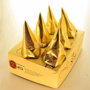 Villa General Belgrano - Süss - Caja de 6 Conitos de Chocolate Rellenos de Dulce de Leche 1
